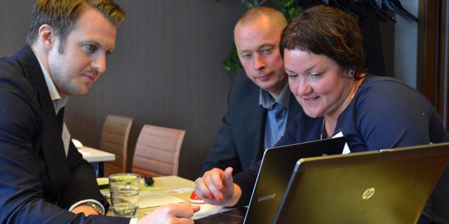 Εκδήλωση Επιχειρηματικών Συναντήσεων με Σουηδούς Αγοραστές τροφίμων και ποτών