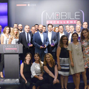 COSMOTE: 8 βραβεία  στα Mobile Excellence Awards 2017