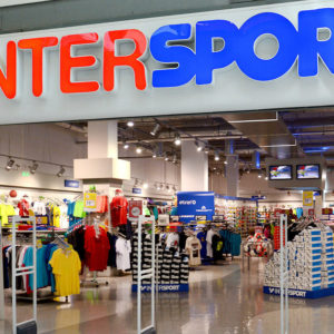 Sales Representative στην INTERSPORT Athletics