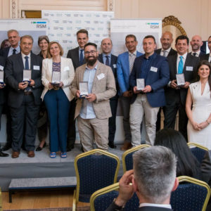 Η Socialab βραβεύθηκε ως National Winner στα European Business Awards