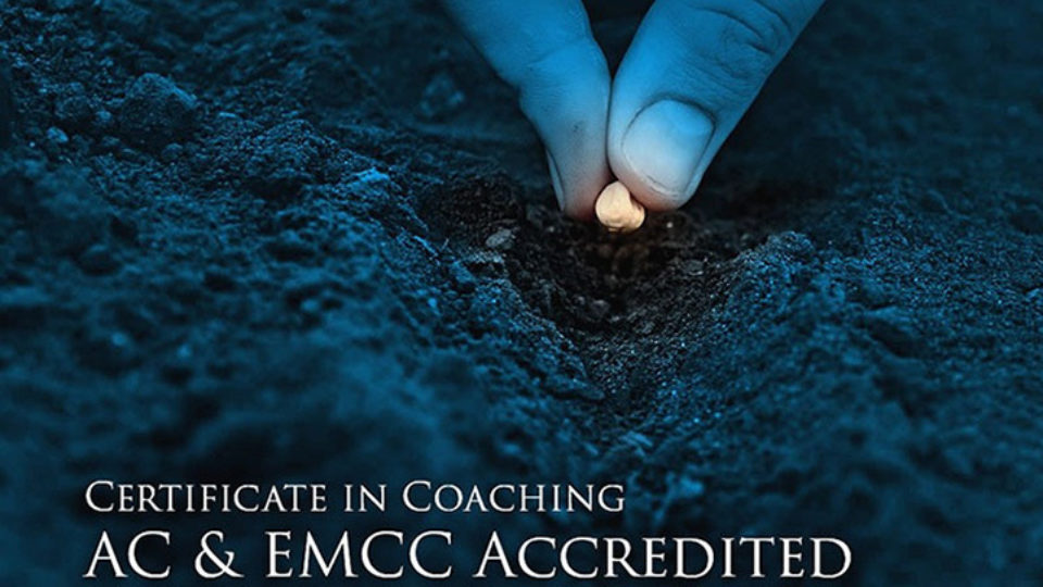Accredited Certificate in Coaching από το Athens Coaching Institute