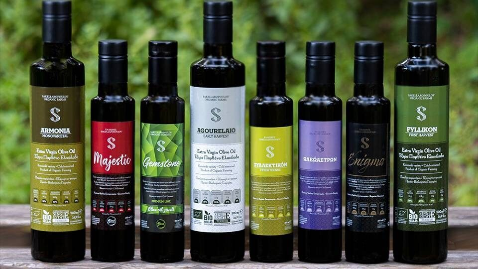 Greek Products for Export brokers of goods: News :: Sakellaropoulos Organic Farms