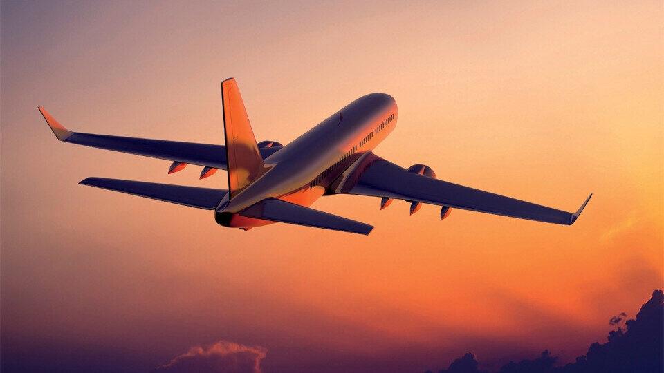 ΥΠΑ: Παράταση notam - Πτήσεις εσωτερικού, επιτρέπονται μόνο οι ουσιώδεις μετακινήσεις