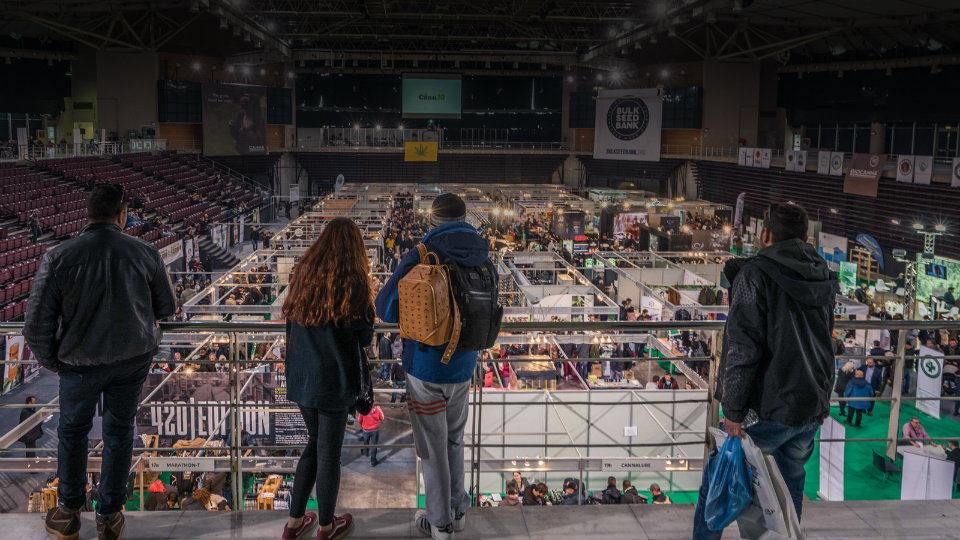 Εσύ θα είσαι στην 2η Athens Cannabis Expo;
