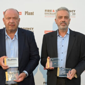 Fire & Emergency Awards 2020: Ανάδειξη της ΕΛΠΕ σε «Safe Company of the Year»
