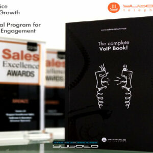 The Complete VoIP Book: Best Seller στα Sales Excellence Awards 2019